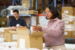 En effektiv produktion kræver både de rigtige folk og det rette udstyr