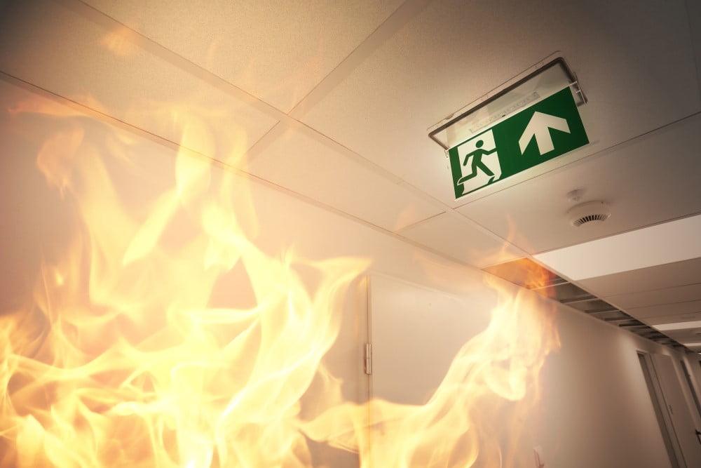 Vil du gerne have brandalarmer sat op på firmaet eller på kontoret?