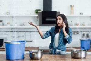 Hvad gør du, hvis du har haft en skade i dit hus?