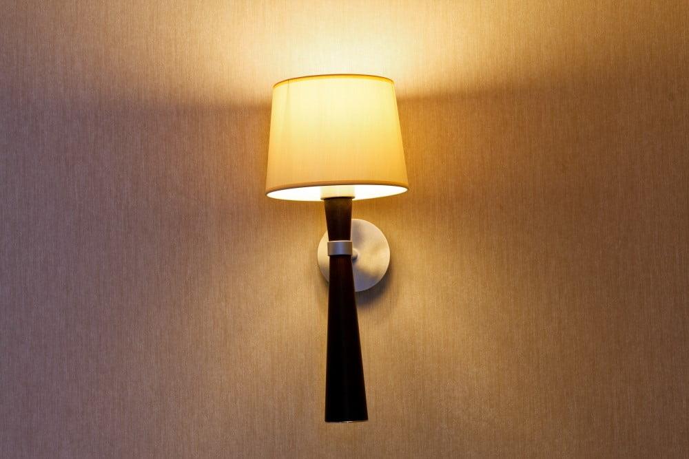 Udsmyk dit hjem med flotte væglamper