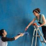 5 gode tips når du maler hus