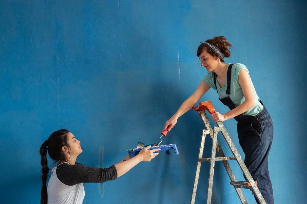 Read more about the article 5 gode tips når du maler hus